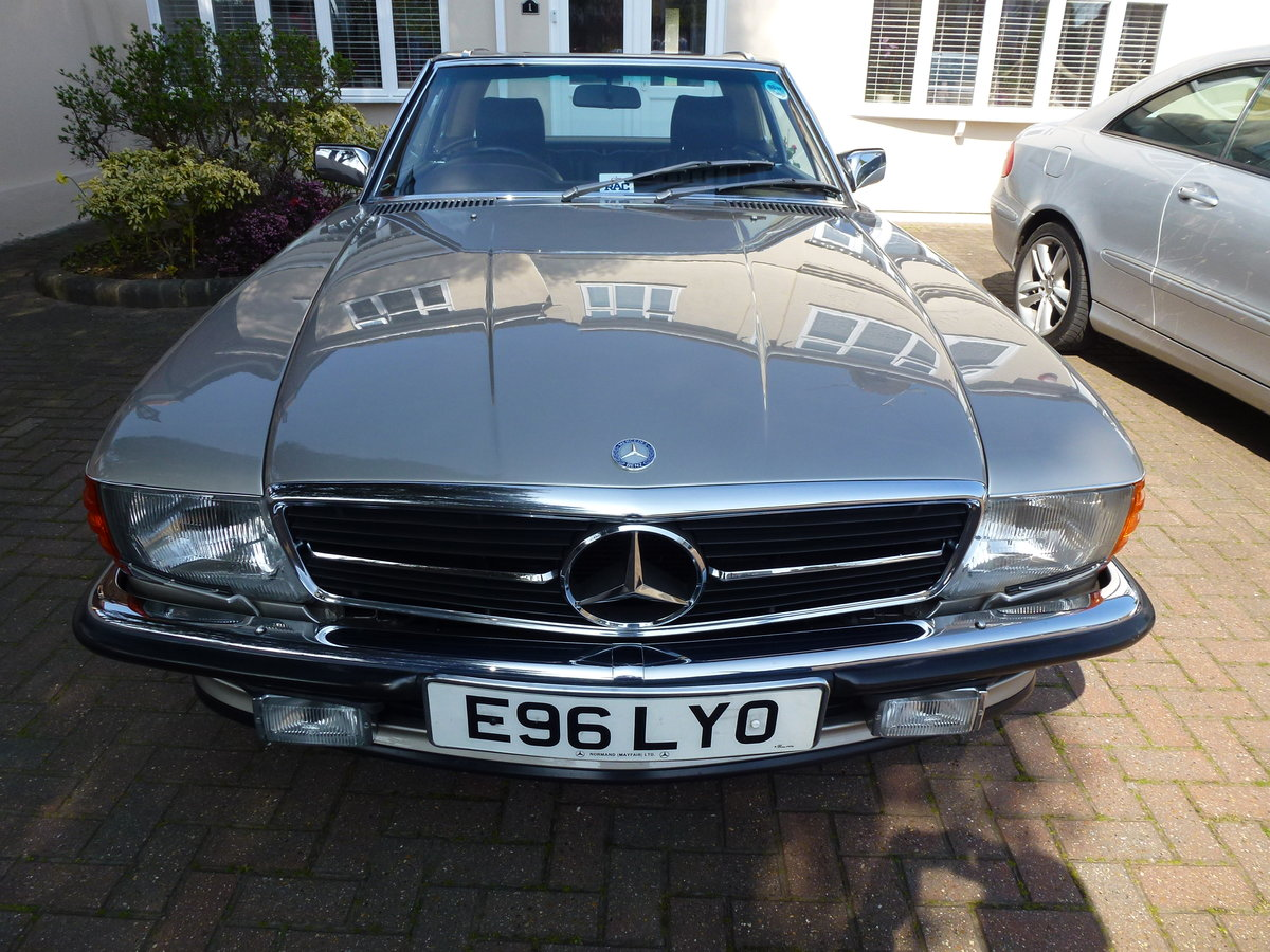 1988 420 SL Auto For Sale (picture 1 of 6)