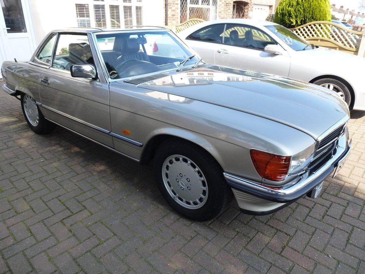 1988 420 SL Auto For Sale (picture 3 of 6)
