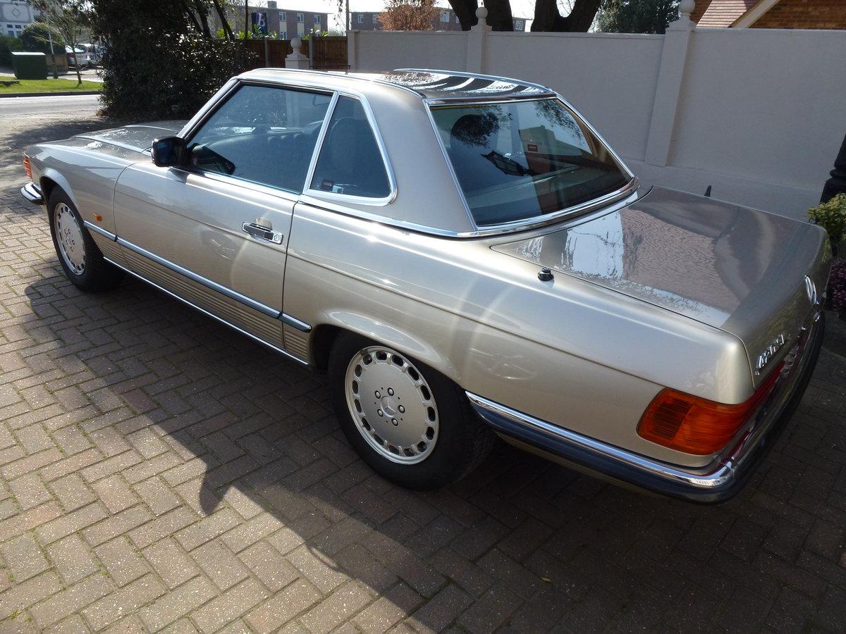 1988 420 SL Auto For Sale (picture 5 of 6)