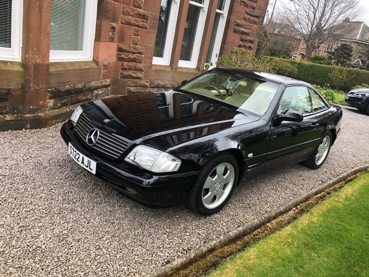 1998 R129 SL500 For Sale (picture 6 of 6)