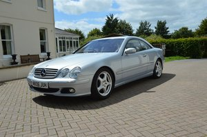 2006 Mercedes-Benz CL 500 For Sale by Auction