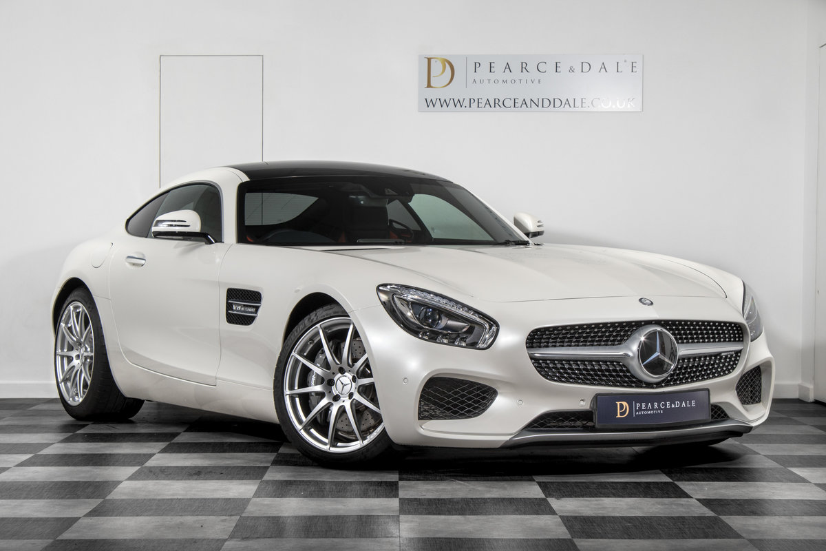 2016 / 16 Mercedes-Benz AMG GT Premium Coupe For Sale (picture 1 of 6)