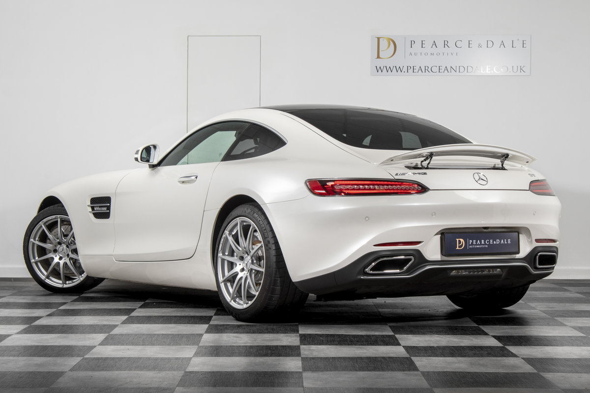 2016 / 16 Mercedes-Benz AMG GT Premium Coupe For Sale (picture 3 of 6)