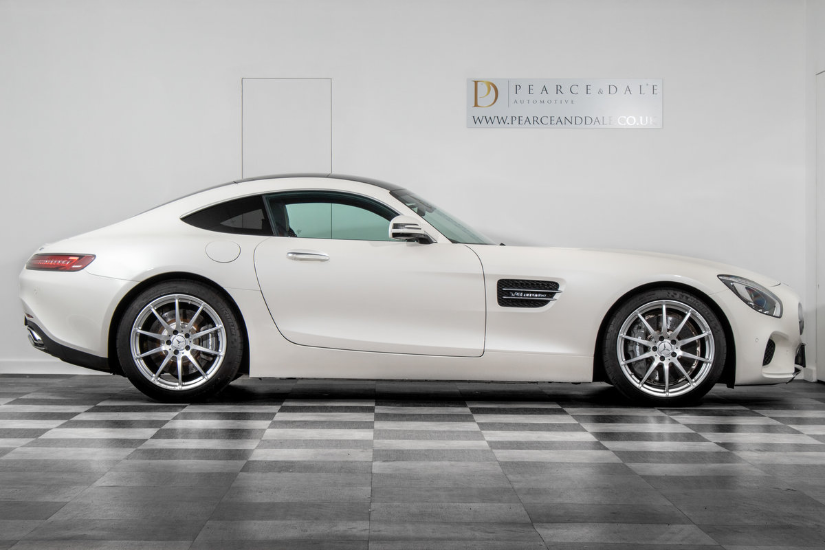 2016 / 16 Mercedes-Benz AMG GT Premium Coupe For Sale (picture 4 of 6)