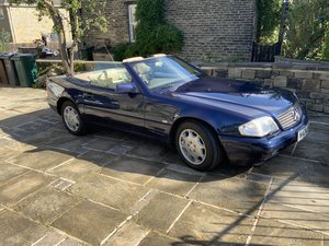 1996 SL Class Immaculate SL For Sale