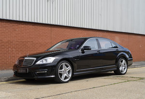 2011 Mercedes-Benz S63 AMG L (RHD) For Sale