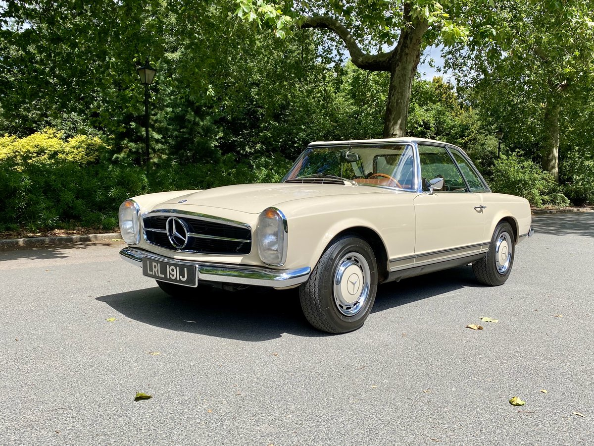 1970 Mercedes-Benz 280 SL 'Pagoda' For Sale (picture 1 of 24)