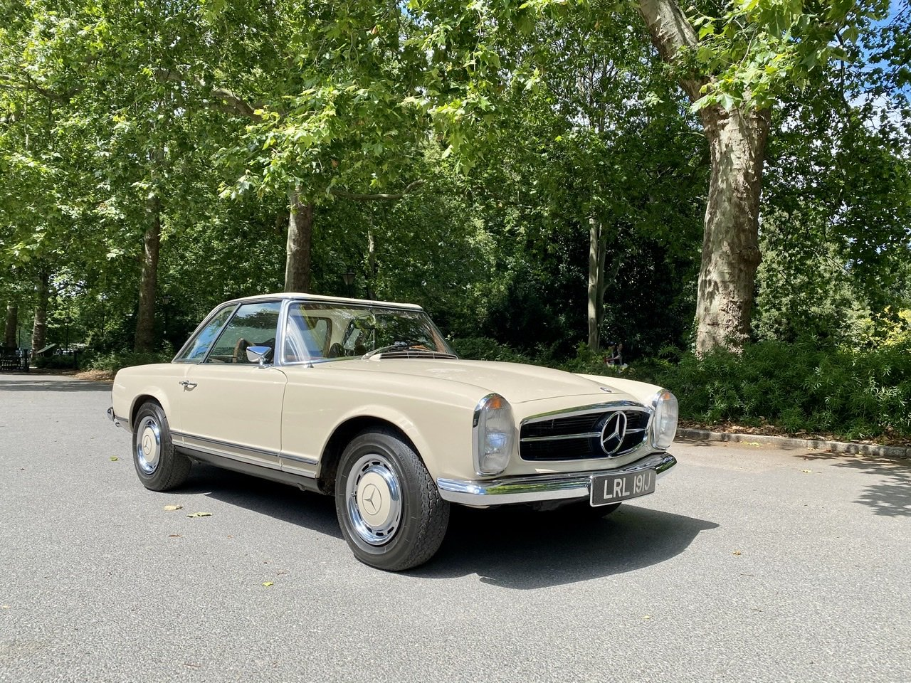 1970 Mercedes-Benz 280 SL 'Pagoda' For Sale (picture 2 of 24)