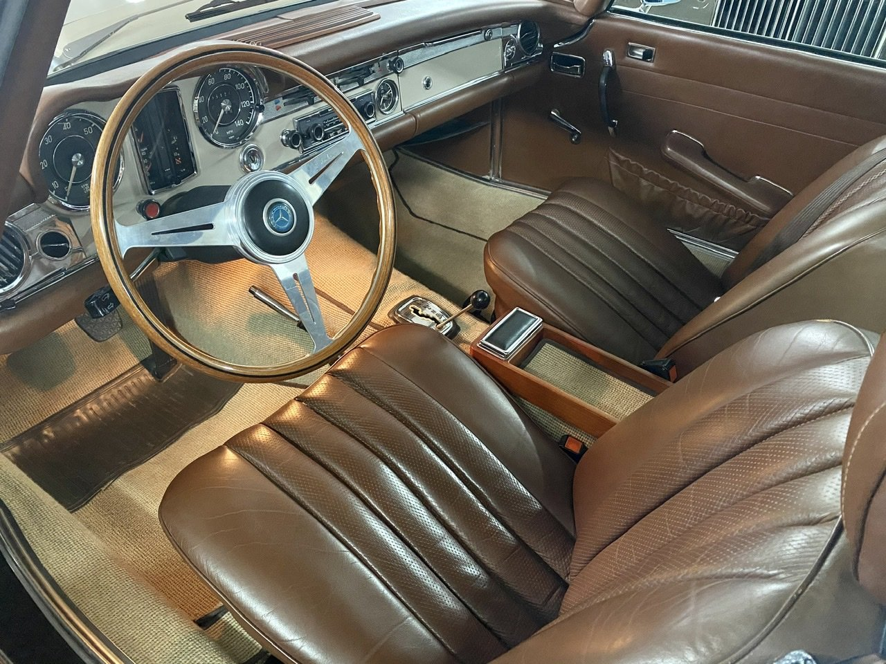 1970 Mercedes-Benz 280 SL 'Pagoda' For Sale (picture 3 of 24)