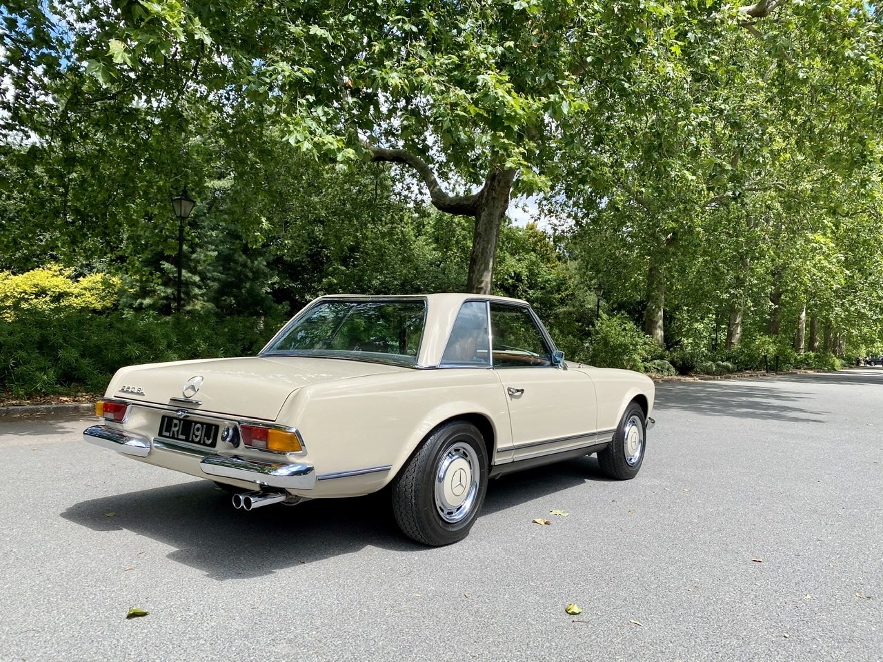1970 Mercedes-Benz 280 SL 'Pagoda' For Sale (picture 11 of 24)
