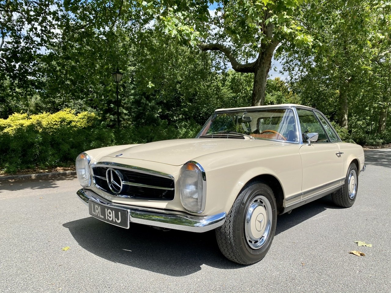 1970 Mercedes-Benz 280 SL 'Pagoda' For Sale (picture 13 of 24)