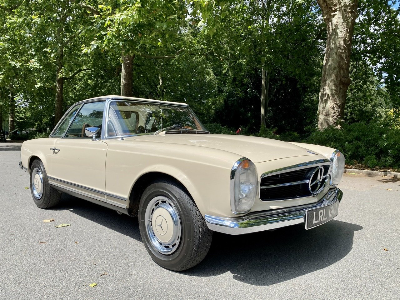 1970 Mercedes-Benz 280 SL 'Pagoda' For Sale (picture 14 of 24)