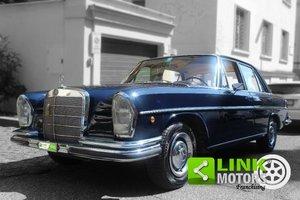 MERCEDES - 250 SE Berlina del 1966, Targa Oro, Perfettament