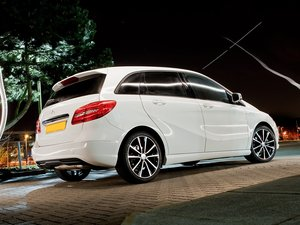Mercedes b class sport automatic diesel