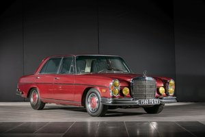 1972 Mercedes-Benz 300 SEL 3,5L - No reserve For Sale by Auction