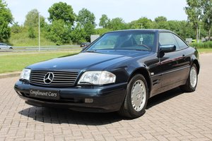 Picture of 1998 Mercedes SL 320 Panorama € 19.900 For Sale