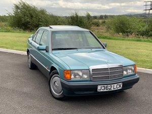 Mercedes 90E 2.0 AUTO LOW MILES FSH