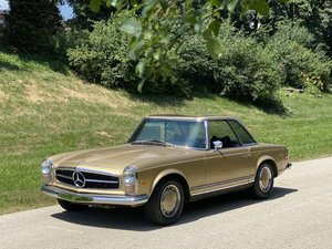 #23392 1969 Mercedes-Benz 280SL For Sale