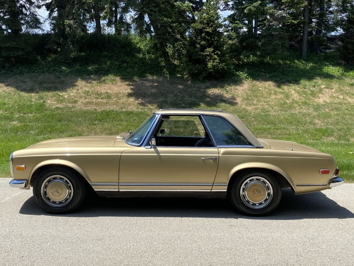 #23392 1969 Mercedes-Benz 280SL For Sale (picture 2 of 6)