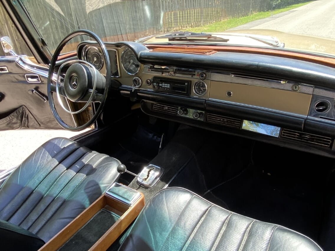 #23392 1969 Mercedes-Benz 280SL For Sale (picture 5 of 6)