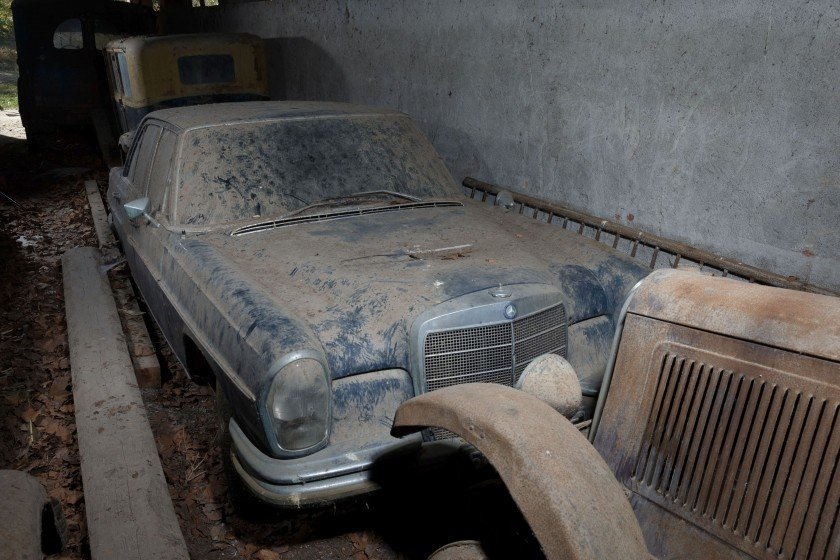 Circa 1967 Mercedes-Benz 250 S Berline (W108) For Sale by Auction (picture 1 of 6)