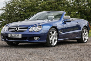 Picture of 2007 Mercedes-Benz SL500 (R230) Lovely Spec Last of the Proper SL SOLD