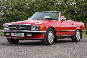 1989 Mercedes-Benz 300SL LHD (R107) Rare Manual High Spec Car