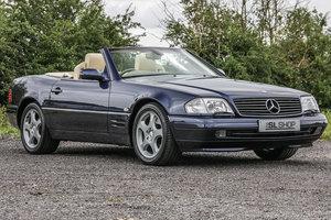 2000 Mercedes-Benz SL320 V6 (R129) Lovely Specification For Sale