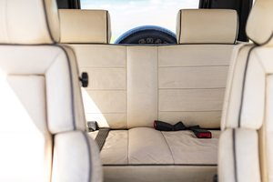 1982 Mercedes G wagon 280g - One off Wood and Pickett