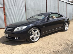2008 Stunning CL600  For Sale
