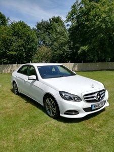 Mercedes - benz e class e220 65 reg immaculate