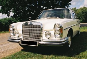 1969 mercedes 280 w108 For Sale