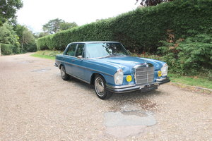 1968 Mercedes-Benz 280 S Saloon LHD For Sale