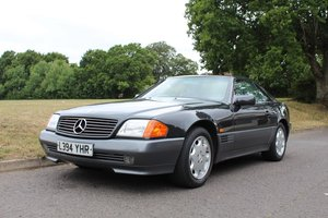 Mercedes SL280 Auto 1993 - To be auctioned 30-10-20