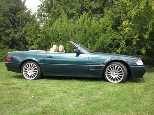 1995 Mercedes SL R129 - 86,000 miles. Great condition
