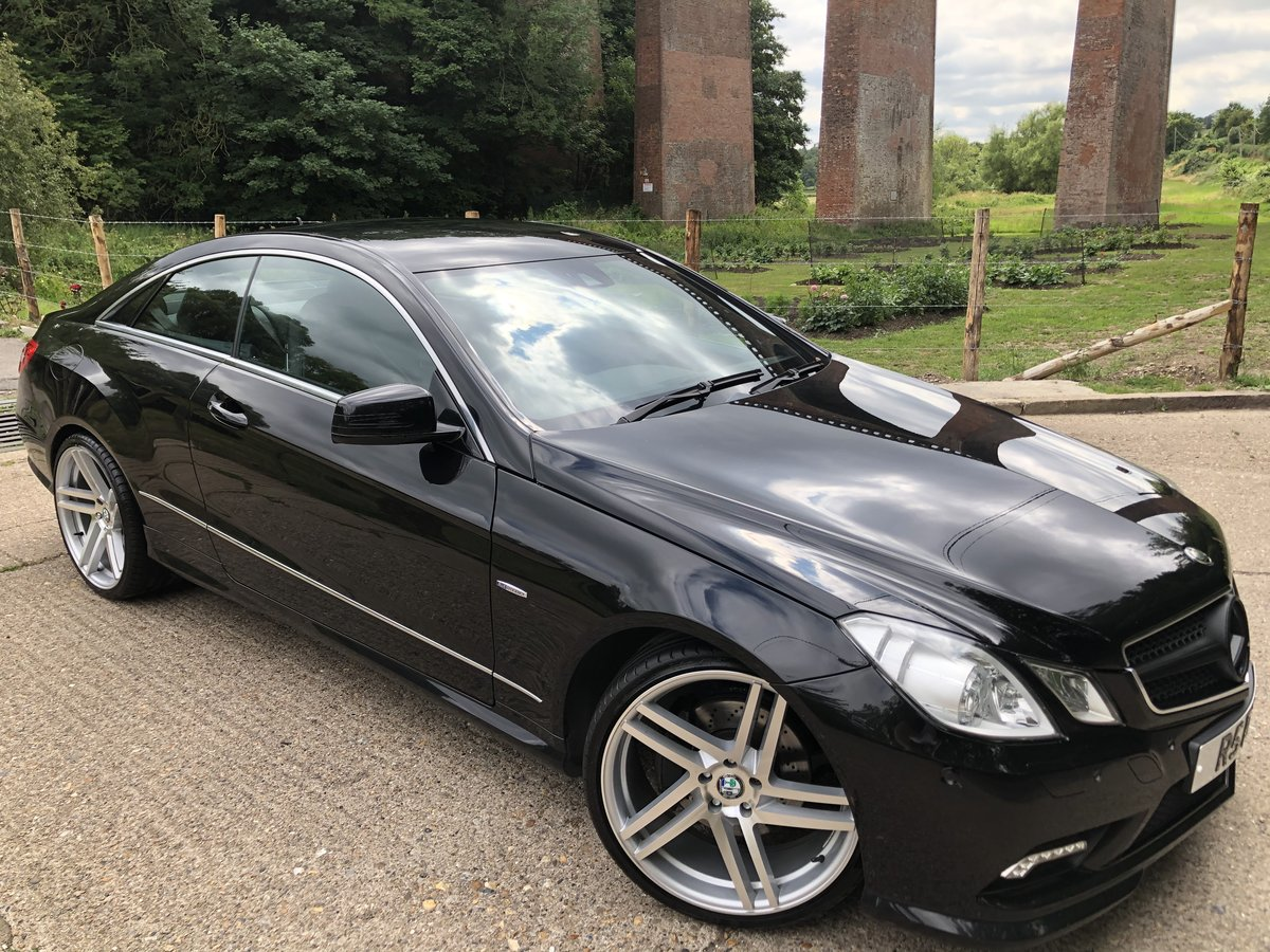 *Now Sold* Mercedes E350 AMG Sport | 2010 | 63,000 Miles | For Sale (picture 1 of 6)