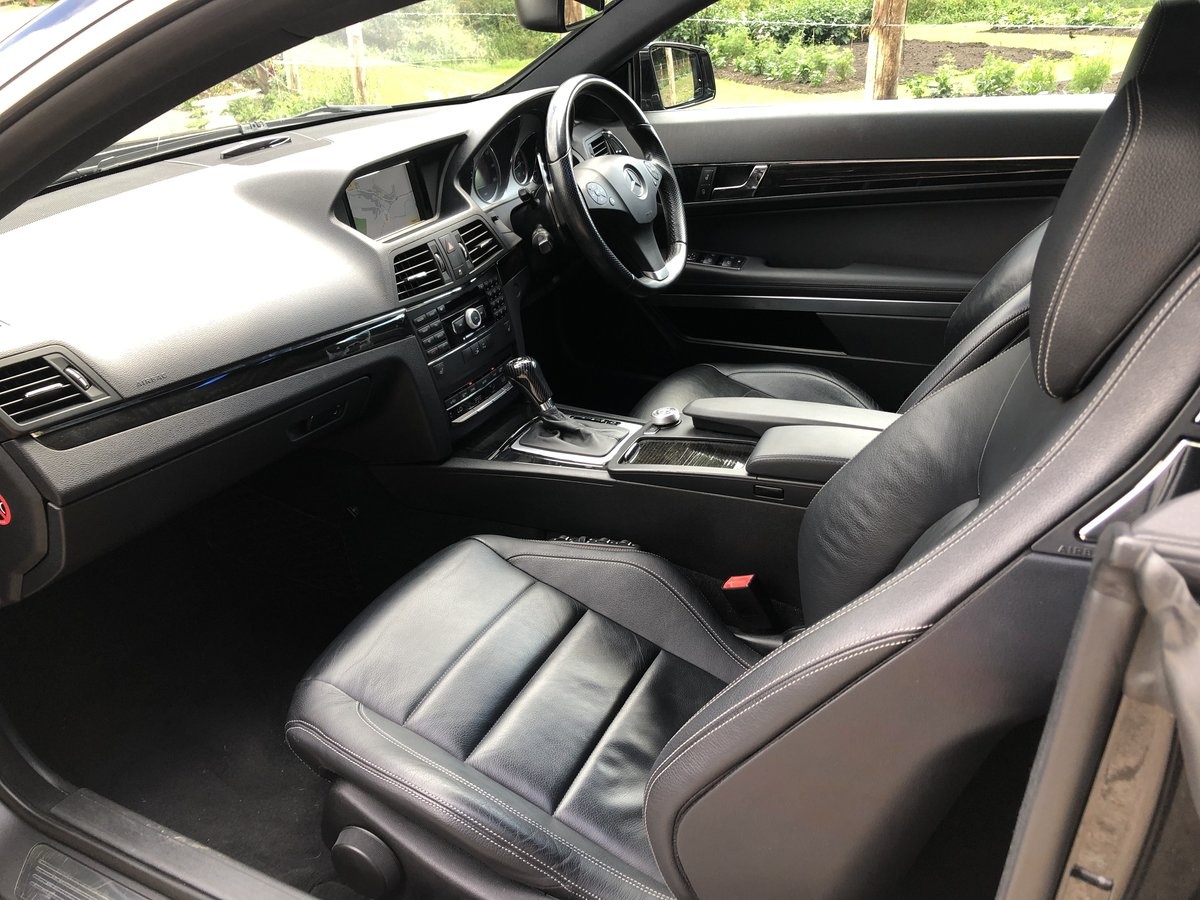 *Now Sold* Mercedes E350 AMG Sport | 2010 | 63,000 Miles | For Sale (picture 4 of 6)