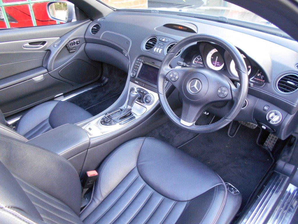 2011 Mercedes SL500  SOLD (picture 4 of 4)
