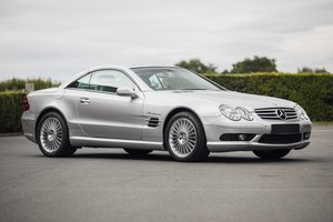 2003 Mercedes-Benz SL55 AMG - 25,000 miles from new