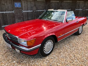 1989 Mercedes 300 SL ( 107-series )