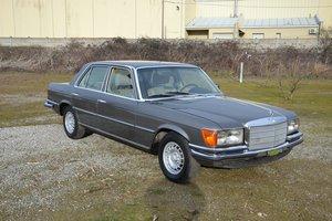 1979 Mercedes 280 SE saloon