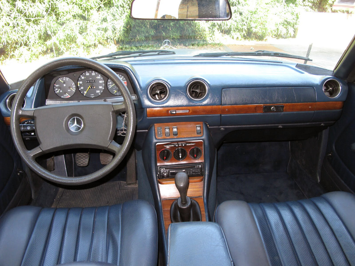 1983 Mercedes-Benz 230CE For Sale (picture 3 of 6)