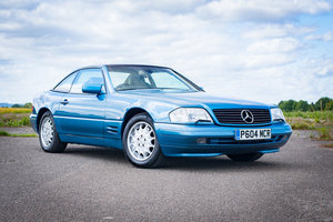 1997 Mercedes-Benz SL500 - Panoramic Roof - FSH - Immaculate
