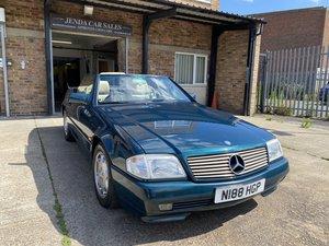 1995 Mercedes-Benz SL Class 2.8 SL280 2dr