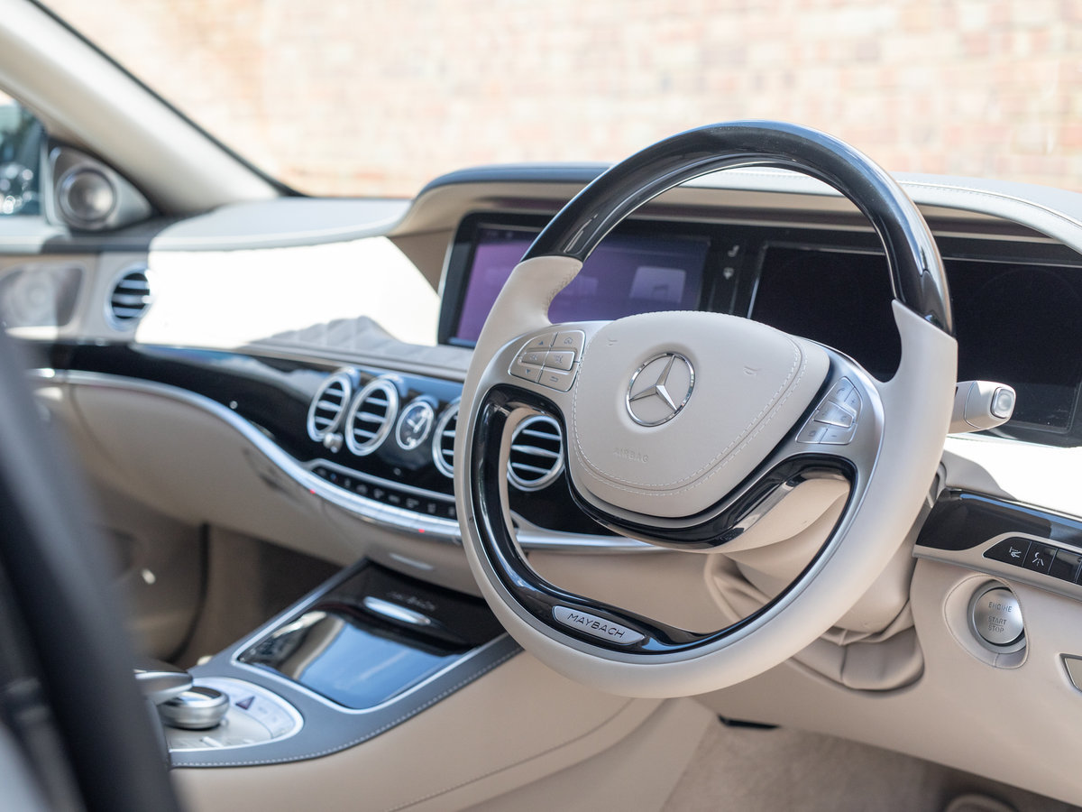 2018 Mercedes S 600 Pullman SOLD (picture 4 of 6)