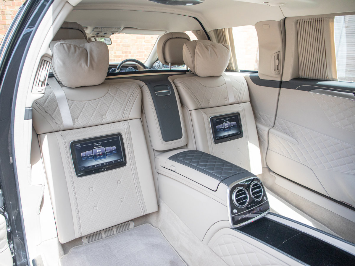 2018 Mercedes S 600 Pullman SOLD (picture 6 of 6)