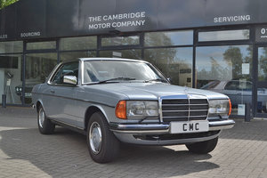Picture of 1984 MERCEDES 280CE W123 COUPE For Sale
