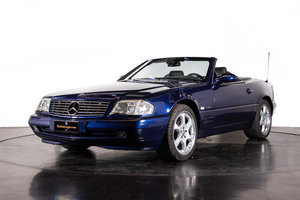 "Picture of MERCEDES-BENZ SL 500 limited edition ""SL EDITION""- 2000 For Sale"