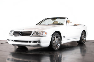 Picture of MERCEDES SL 500 - 2000 For Sale