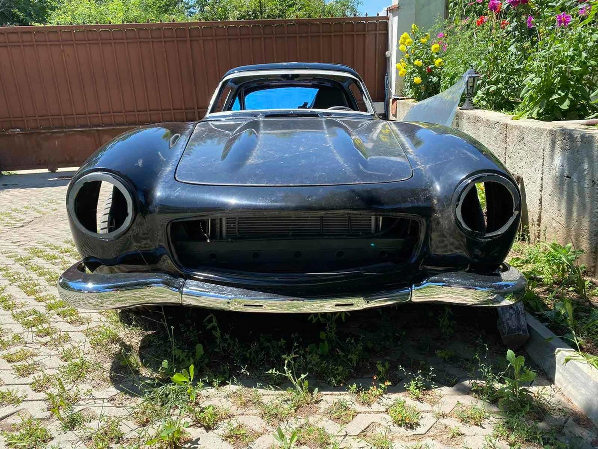 1956 Mercedes 300 sl gullwing replica For Sale (picture 1 of 6)